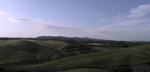 Mototurismo tra le colline della Valdera