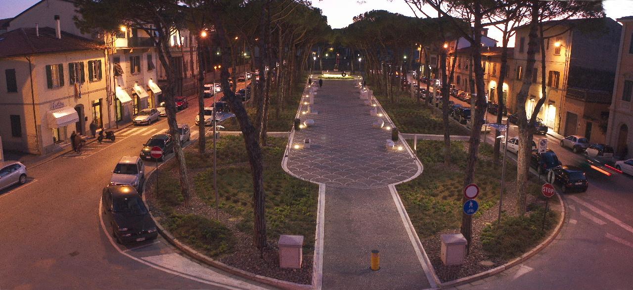 Visuale Piazza Garibaldi