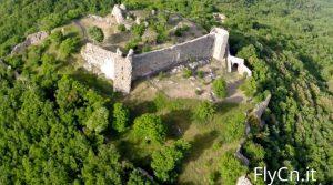 The Fort of Pietracassia