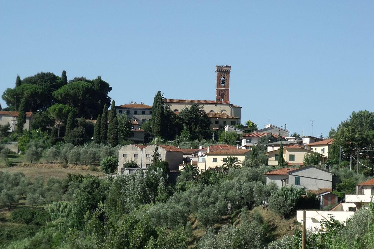 Santo Pietro Belvedere