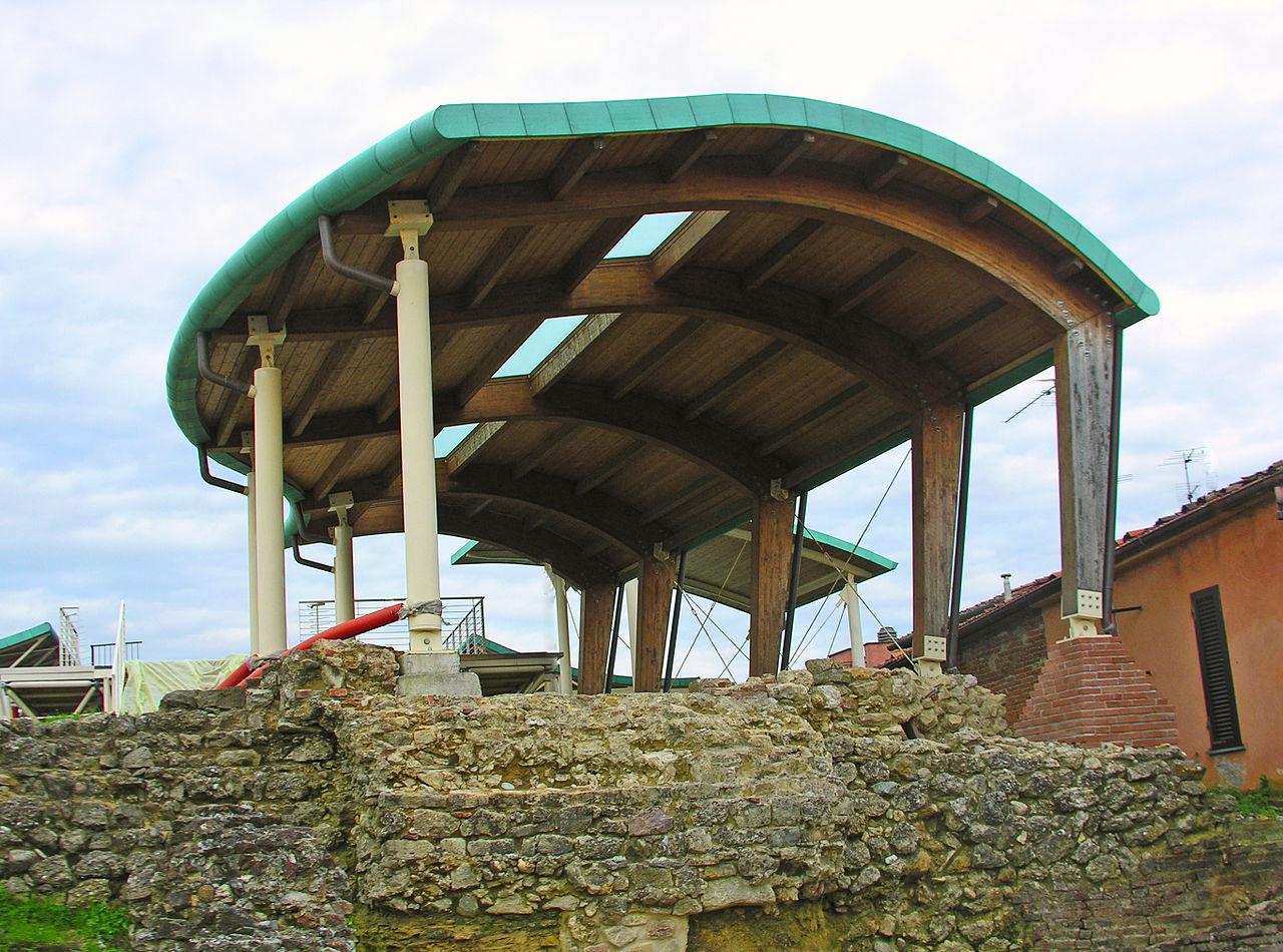 """Parco Archeologico """"La Rocca"""""""