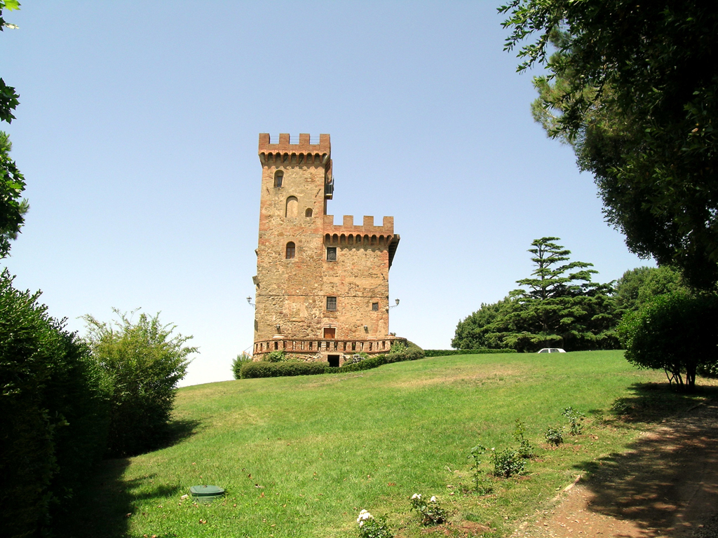 castle of gello mattaccino