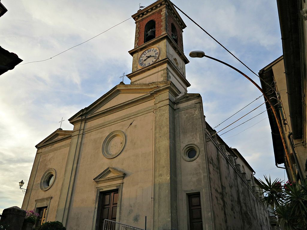 church of saint bartolomeo