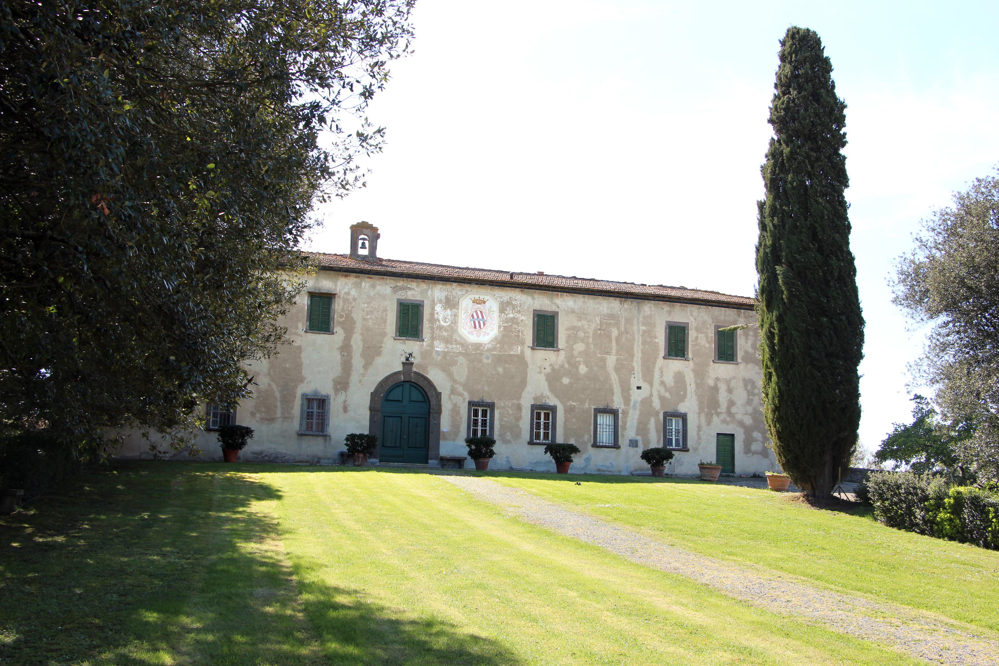 Villa di Spedaletto